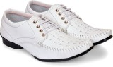 Ruhaan 24 Lace Up (White)