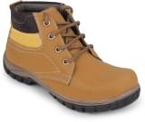 Jynx zeus Boots (Tan)
