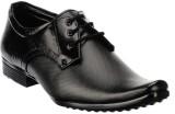 Brandvilla Lace Up Shoes (Black)