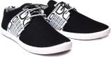 Cox Swain Bgdd-Black Canvas Shoes (Black...