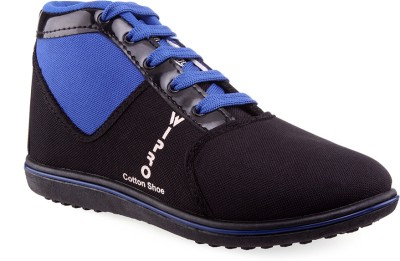 Wepro Fax Blue Casual Shoes