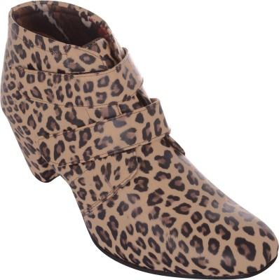 Exotique EL0032 Boots(Brown)