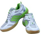 Firefly Badminton Shoes (White)