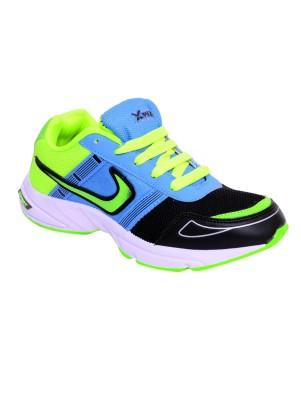 Xpert online1 blue green Running Shoes