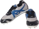 Davico Athletic Spike Running Shoes (Bla...
