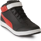 ANAV Casual Shoes (Black)
