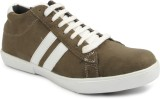 Wood Climber Casual Shoes (Olive)