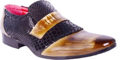 Zach Snake Party Wear Shoes