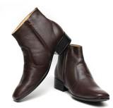 C Comfort Boots (Brown)