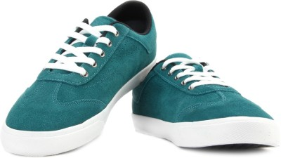 United Colors of Benetton Men Sneakers(Green)