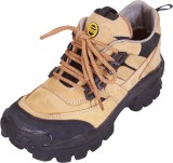 Shoebook Mens Leather Tan Outdoor Shoes ...