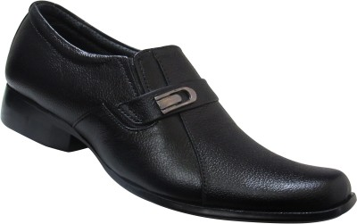 Zikrak Exim Stylish Genuine Leather Slip On