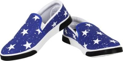 Bersache Blue-331 Loafers