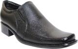 Cris Martin Slip On Shoes (Black)