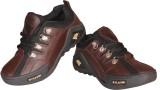 Delux Look Dancing Shoes (Brown)