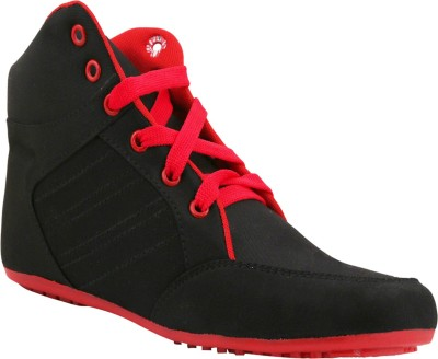 Hansx Youth Pulse Exotic Ankle Casual Footwear Casuals