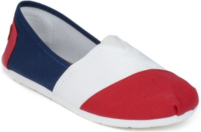 Action T27-Red Casual Shoes