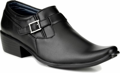 Mactree Alpha Monk Strap Shoes