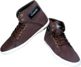 Valenki Casual Shoes (Brown)
