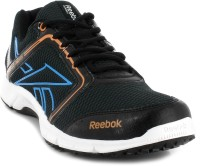 Reebok Run Stream Lp Men Running Shoes(Black, Grey)