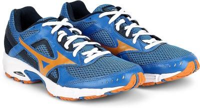 Mizuno Empower 3 Running Shoes(Blue, Orange) at flipkart