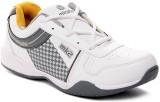 Micato Chess Running Shoes (White, Yello...