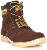 Aleg Boots (Brown)