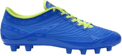 Nivia DOMINATOR Football Shoes(Blue, Green)