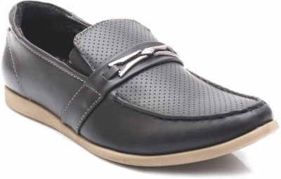 Fostelo Black Casual Shoes