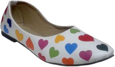 Foot Gossip Multi Hearts Bellies