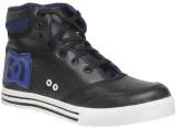 DK Derby Kohinoor Black Sneakers (Black)