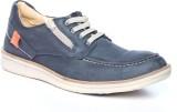 Pavers England Genuine Leather Sneaker