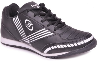 Haier Sports Rockport Black and White Running Shoes