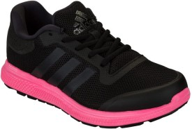 Adidas Running Shoes(Black)
