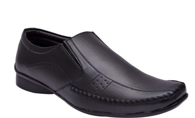Bxxy Black Slip On Shoes