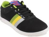 11e Lgs2 Casual Shoes (Black, Green)