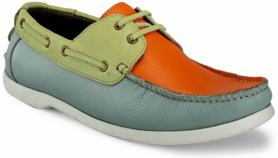 Hats Off Accessories Multicolor Boat Shoes
