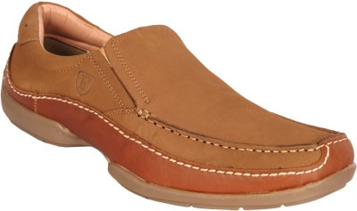 Sole Strings Mens Casual Shoes(Brown)