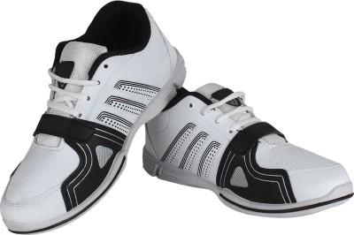 Vivaan Footwear White-192 Running Shoes