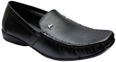Footoes Leather Slip On