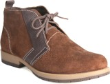 BellBut Casual Shoes (Brown, Brown)