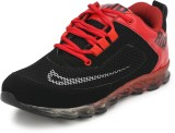 Afrojack Air+ Running Shoes (Red)