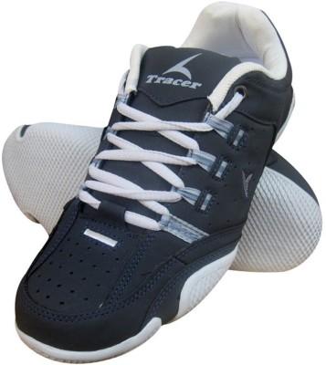 Tracer Aero-507 navy/grey Running Shoes
