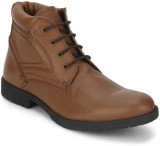 Arden Bones Side Panel Chukka Boots (Tan...