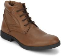Arden Bones Side Panel Chukka Boots(Tan)