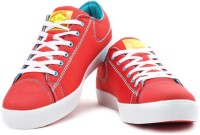 Lee Cooper Men Sneakers(Red)