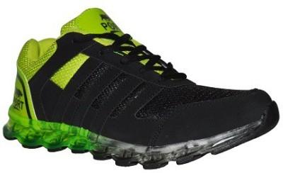 Parbat Green Atom Sports Running Shoes