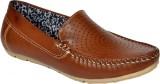 Opticalfootwear Loafers (Tan)