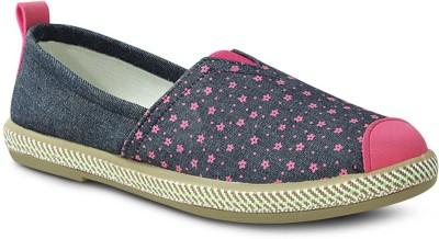 Get Glamr Floral Slip Ons Canvas Shoes