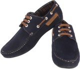 1AAROW Loafers (Blue)
